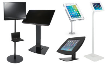 Hunter Exposition - Ipad And TV Stands
