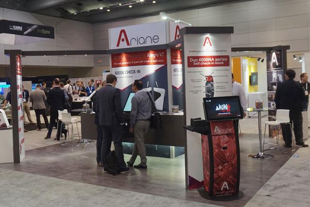 Ariane Booth & Kiosks