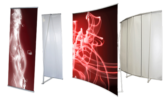 Portables banner stands 4