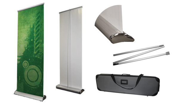 Portables banner stands