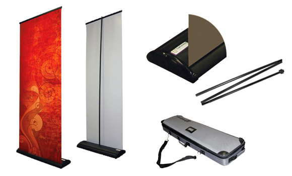 Portables banner stands 5