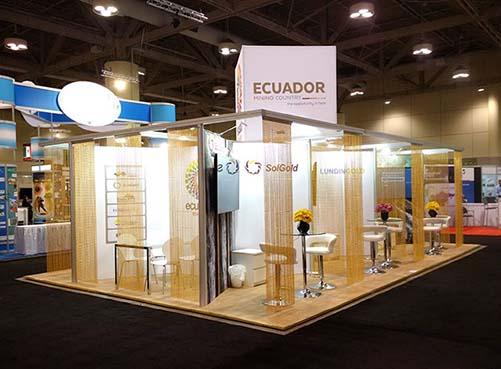 Ecuador Modular booths
