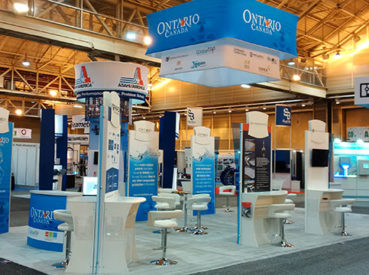 Hunter Exposition - Ontario-Ministry Weftec