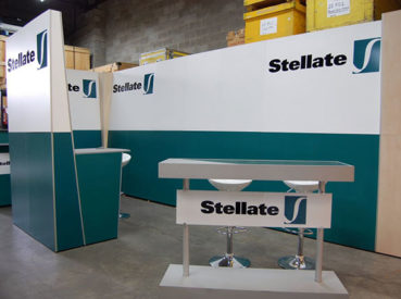 Hunter Exposition - Stellate DSC Modular Booth