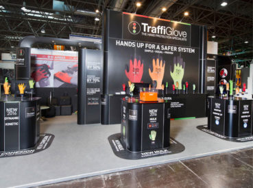 Hunter Exposition - Traffic safe Modular