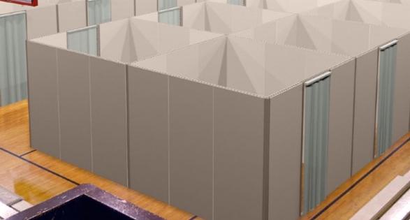Hunter Expositions - Modular Wall Panels