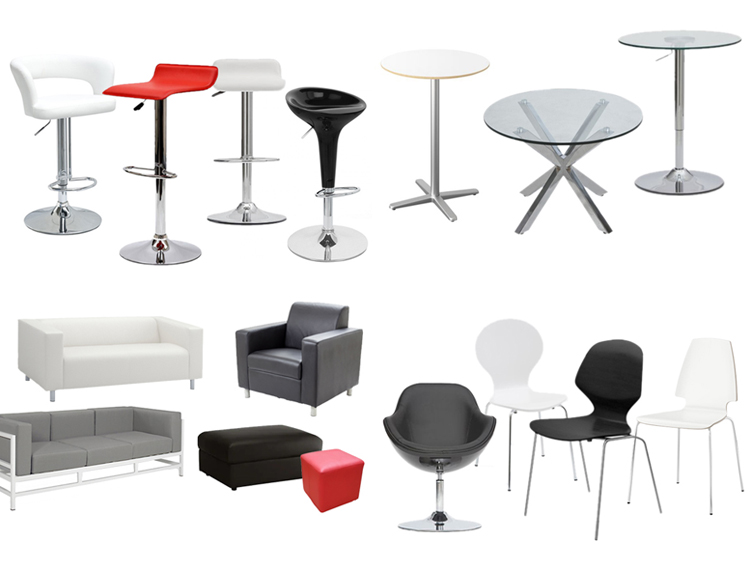 Hunter Exposition - Furniture Chairs